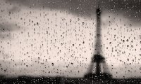 A rainy day in the heart of France