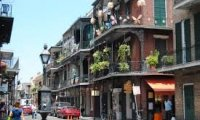 The oldest neighborhood in the city of New Orleans...